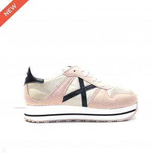 c08e50807 sneakers de color rosa