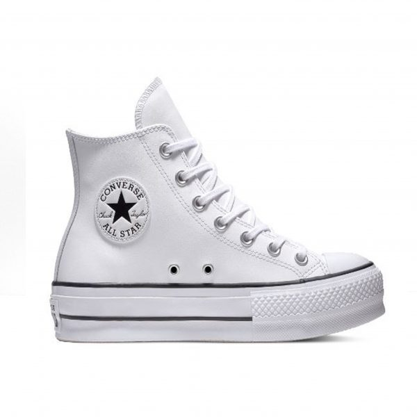 CONVERSE - Chuck Taylor All Star Lift Leather High Top