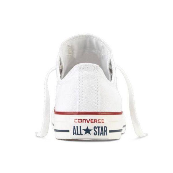 sneakers converse All star de color color blanco.