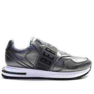 Sneakers- BIKKEMBERGS HEANDRA GUNMETAL