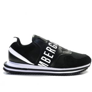 Sneakers- BIKKEMBERGS HALED NEGRO