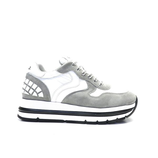 Sneakers-VOILE BLANCHE MARAN STUDS