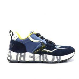 Sneakers-VOILE BLANCHE CLUB 01