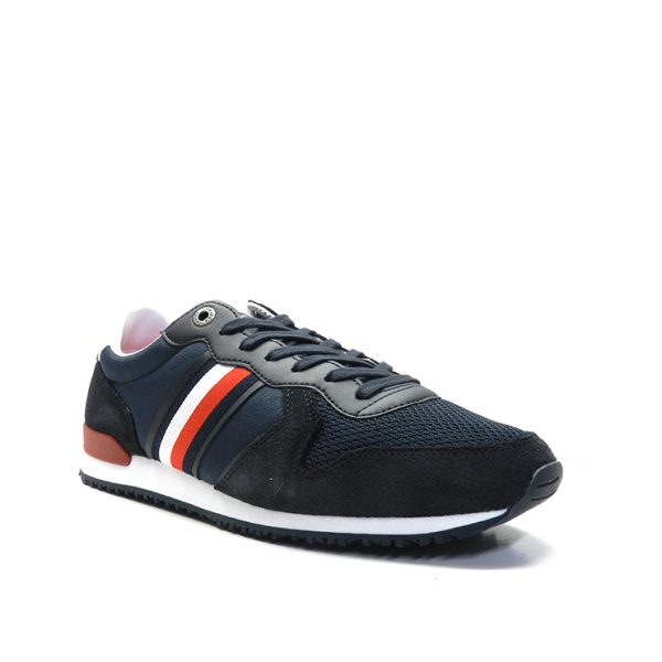Sneakers - Tommy Hilfiger Iconix Material Mix Runner