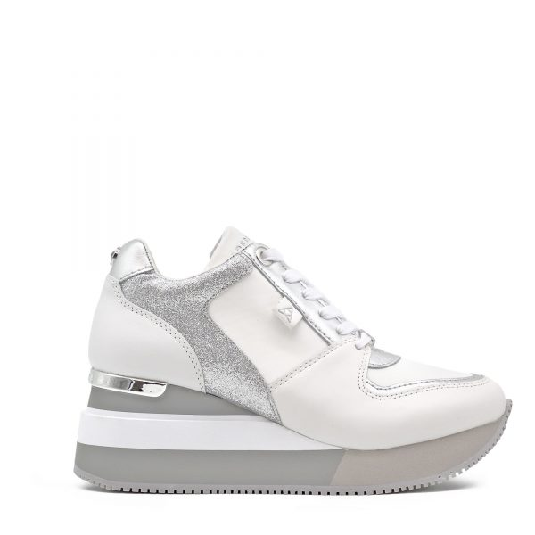 Sneakers-APEPAZZA HARYA PLATA