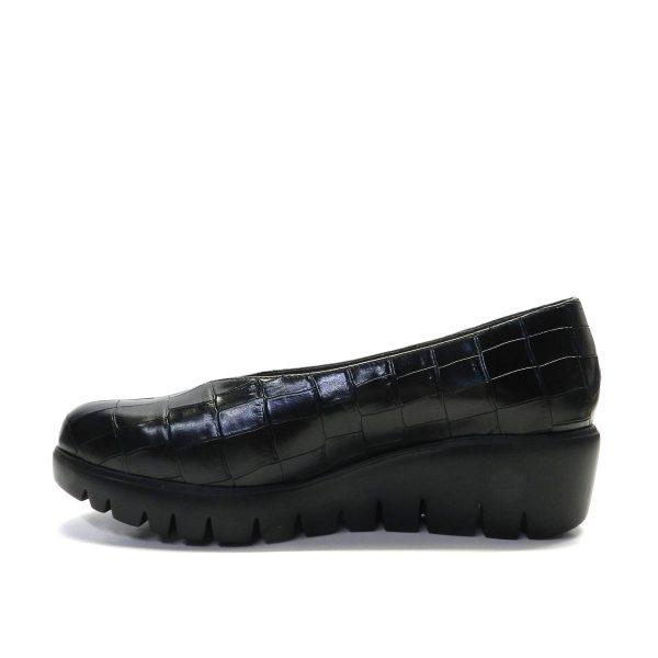 Zapatos WONDERS C-33184 COCO NEGRO