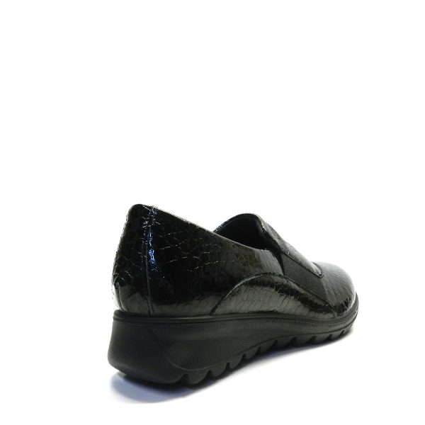 Zapatos IMAC 607440 NEGRO