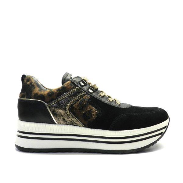 SneakersNERO GIARDINI 13290 NERO