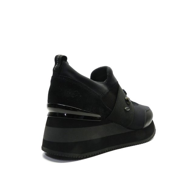 Sneakers APEPAZZA HELLEN BLACK