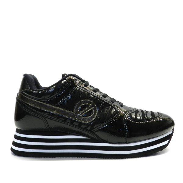 Sneakers NO NAME PARKO JOGGER NEGRO