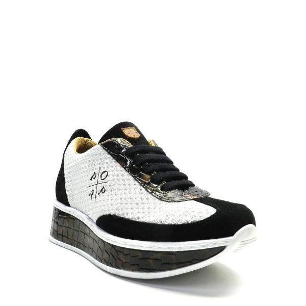 Sneakers POPA SAJAMA ANTOFALLA NEGRO/KAREY