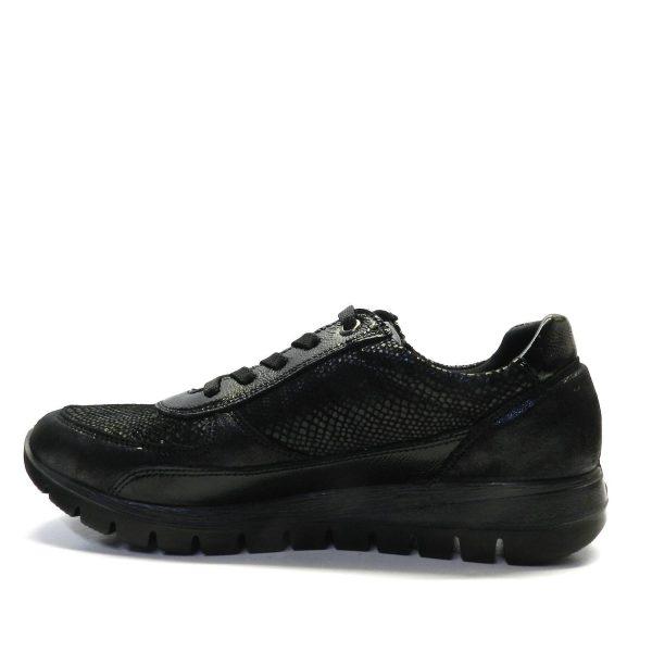 Zapatos IMAC 608280 NEGRO