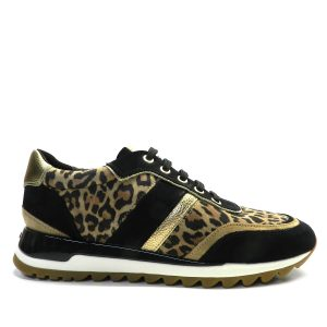 Sneakers GEOX D02AQA TOBACCO
