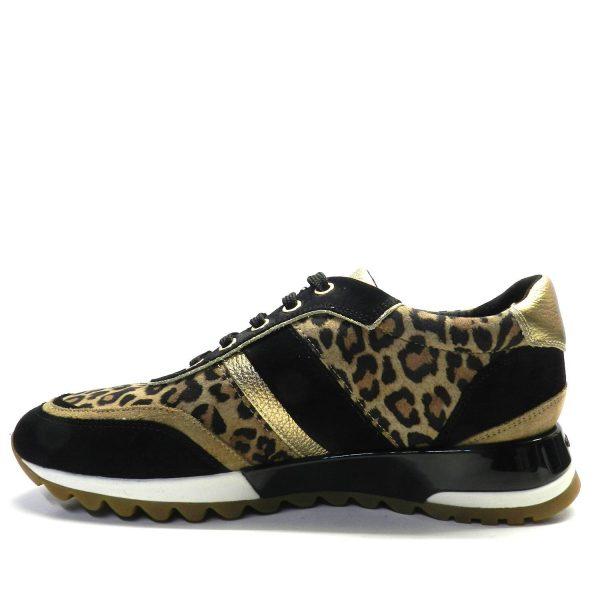 Sneakers GEOX D02AQA TOBACCO