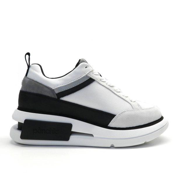 Sneakers PANCHIC P07 CORDONES BLANCO
