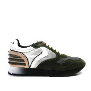 Sneakers VOILE BLANCHE JULIA POWER SKY DEGRADE MIMETICO NERO