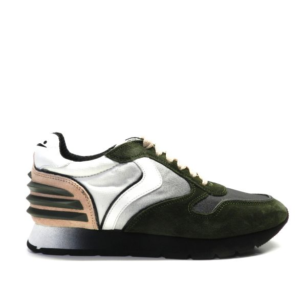Sneakers VOILE BLANCHE JULIA POWER SKY DEGRADE MIMETICO NERO