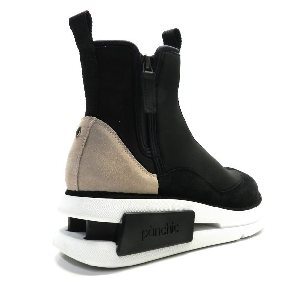 Sneakers PANCHIC P07 NEGRO