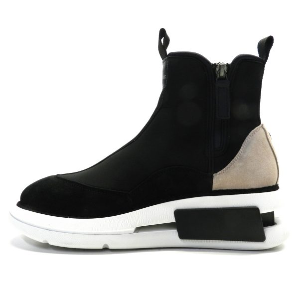 Sneakers PLUMERS P07 NEGRO