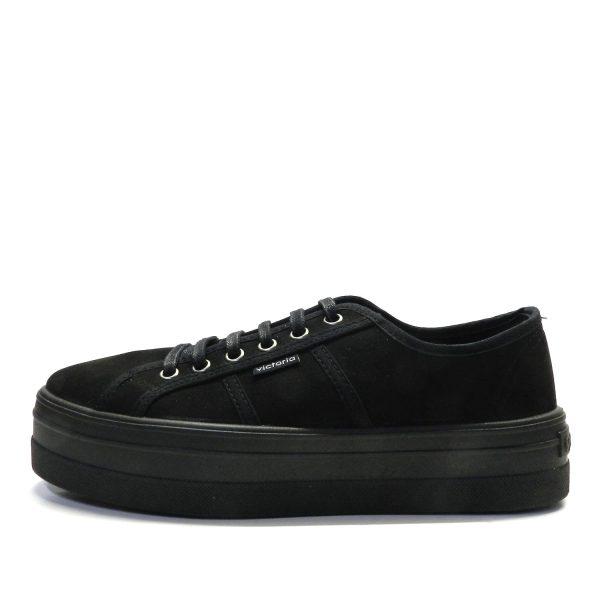 Sneakers VICTORIA 9205 NEGRO