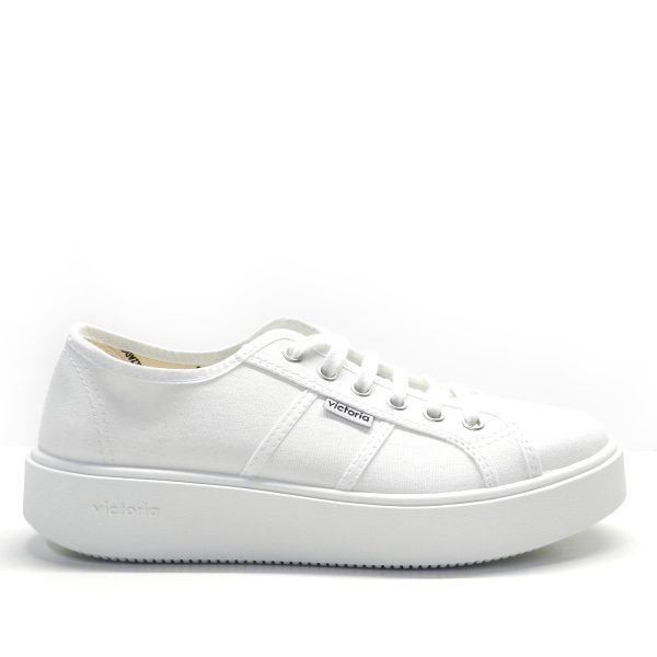 Sneakers VICTORIA 260110 BLANCO