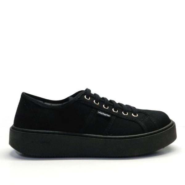 Sneakers VICTORIA 260110 NEGRO