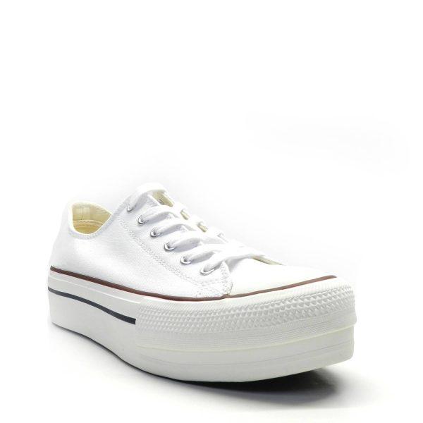 Sneakers VICTORIA BOTIN TRIBU DOBLE 061100 BLANCO