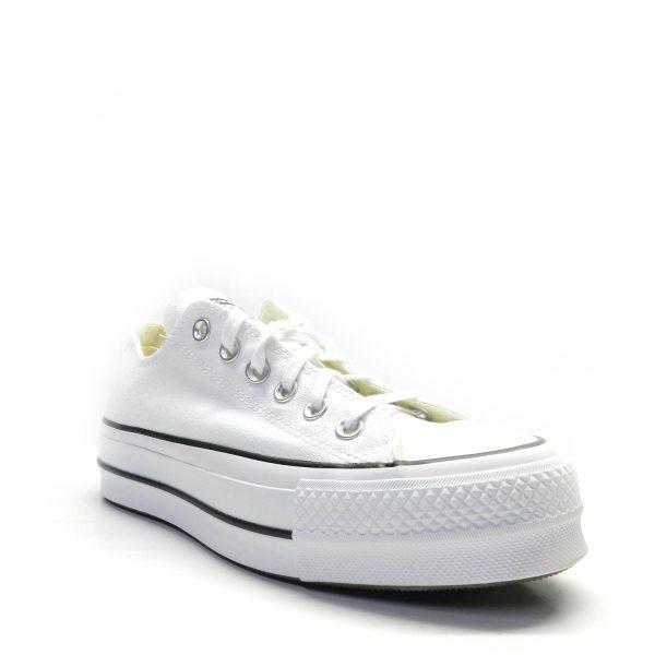 Sneakers CONVERSE CHUCK TAYLOR ALLSTAR PLATAFORMA LONA BLANCO