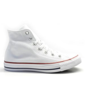 Sneakers CONVERSE CHUCK TAYLOR ALL STAR BOTA LONA BLANCO