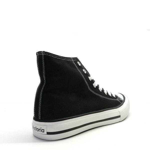 Sneakers VICTORIA BOTIN TRIBU 06500 NEGRO