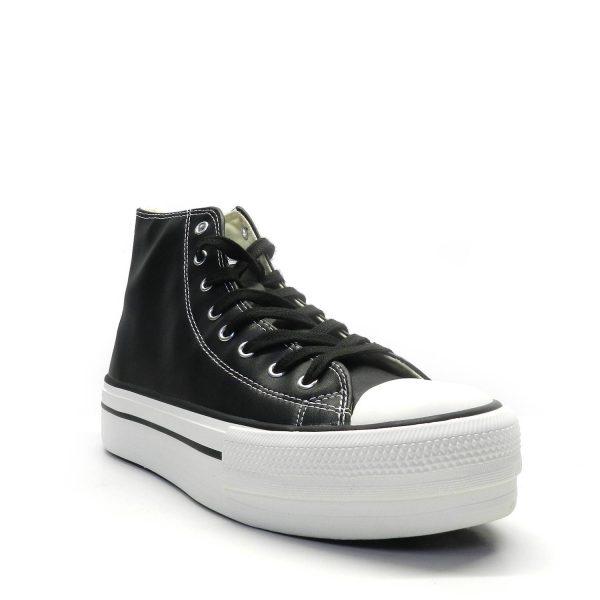 Sneakers VICTORIA BOTIN TRIBU DOBLE VEGANO 1061107 NEGRO