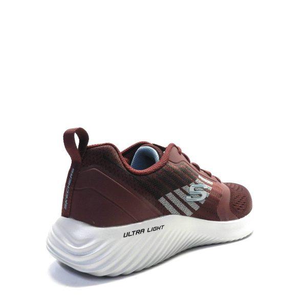 Sneakers SKECHERS 52504 BURGUNDY