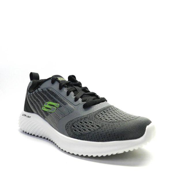 Sneakers SKECHERS 52504 BLACK MULTI