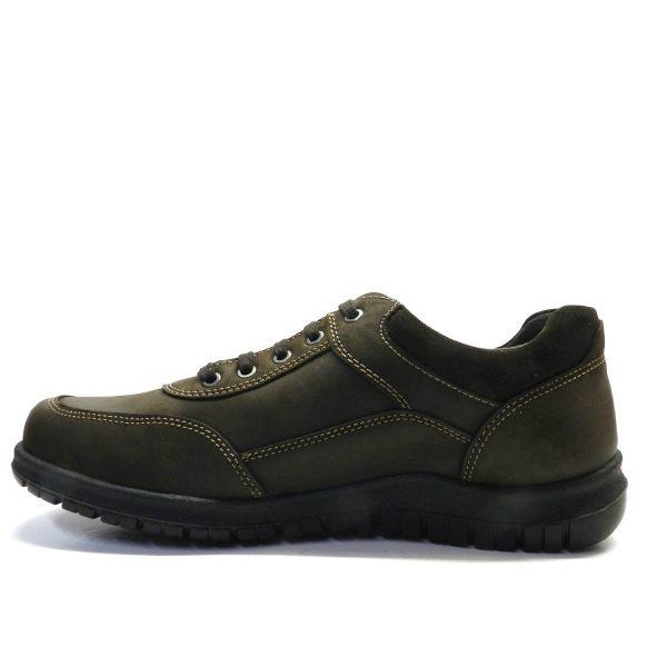 Zapatos IMAC 602318 DARK BROWN