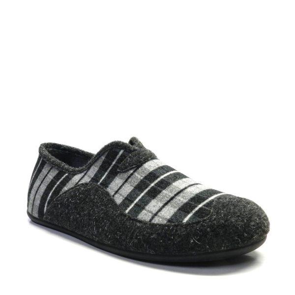 Zapatillas casa ELTER 687 GRIS