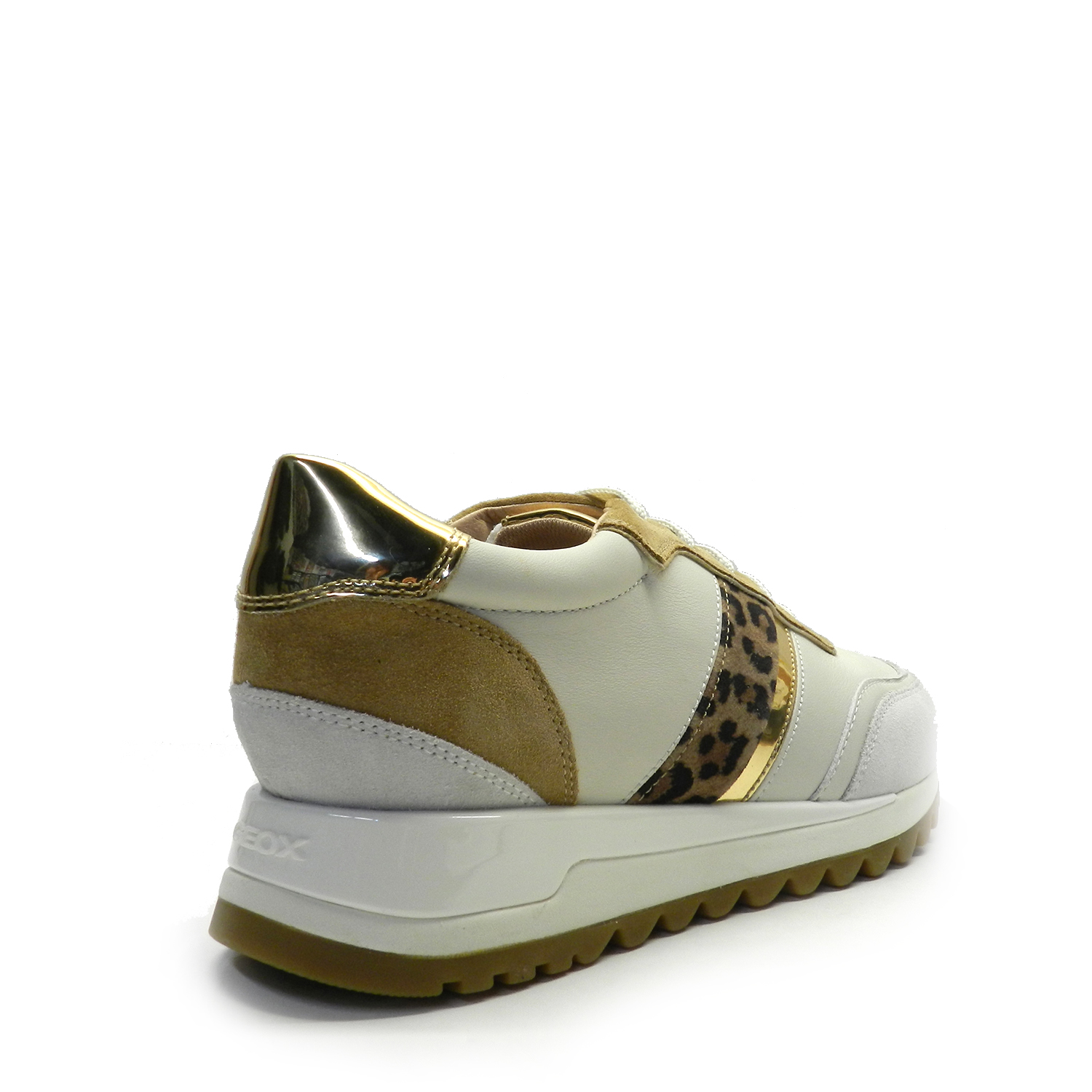 Sneakers - GEOX D02AQA OFF WHITE