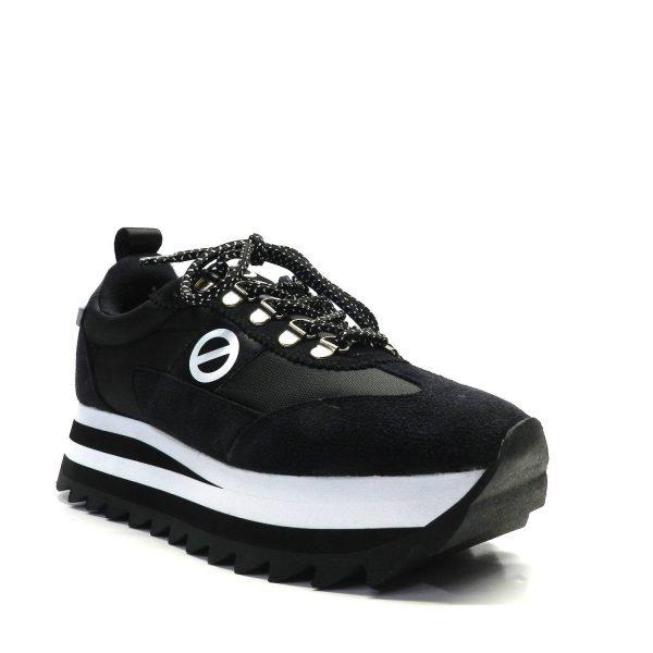 Sneakers NO NAME FLEX M RIPPLE BLACK/GREY