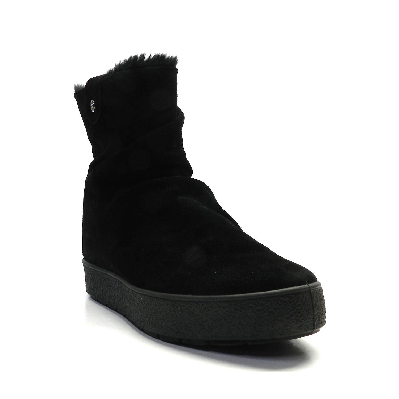 botín- IMAC 407950 BLACK