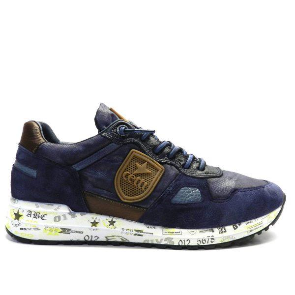 Sneakers - CETTI C1216 MARINO