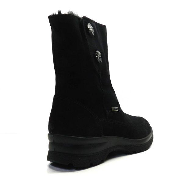 botín- IMAC 607809 BLACK