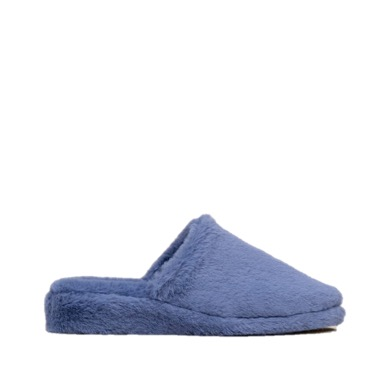Zapatillas casa - Gaimo Mally Pelo Azul