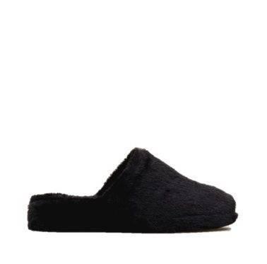 Zapatillas casa - Gaimo Mally Pelo Negro