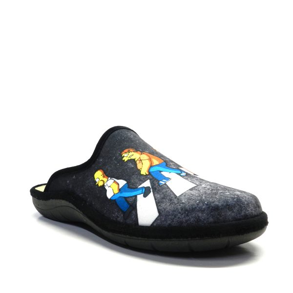 Zapatillas casa - Tematica The Simpsons