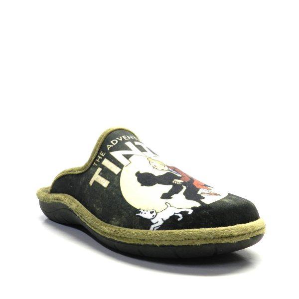 Zapatillas casa - Tematica Tintin