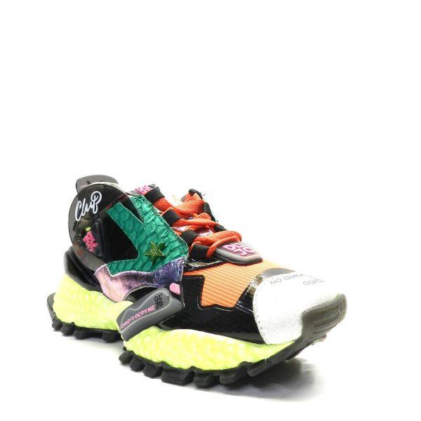 Sneaker Exe 928-1 Orange