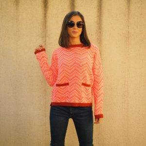 Jersey ZigZag Dr Bloom Rosa