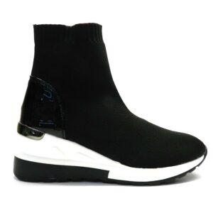 Sneaker Escala Tokyo negro
