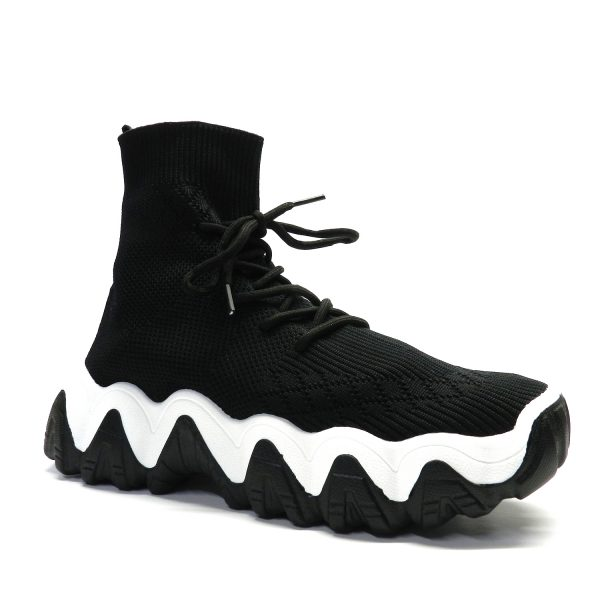 Sneaker Escala Track ac5xxx896 negro